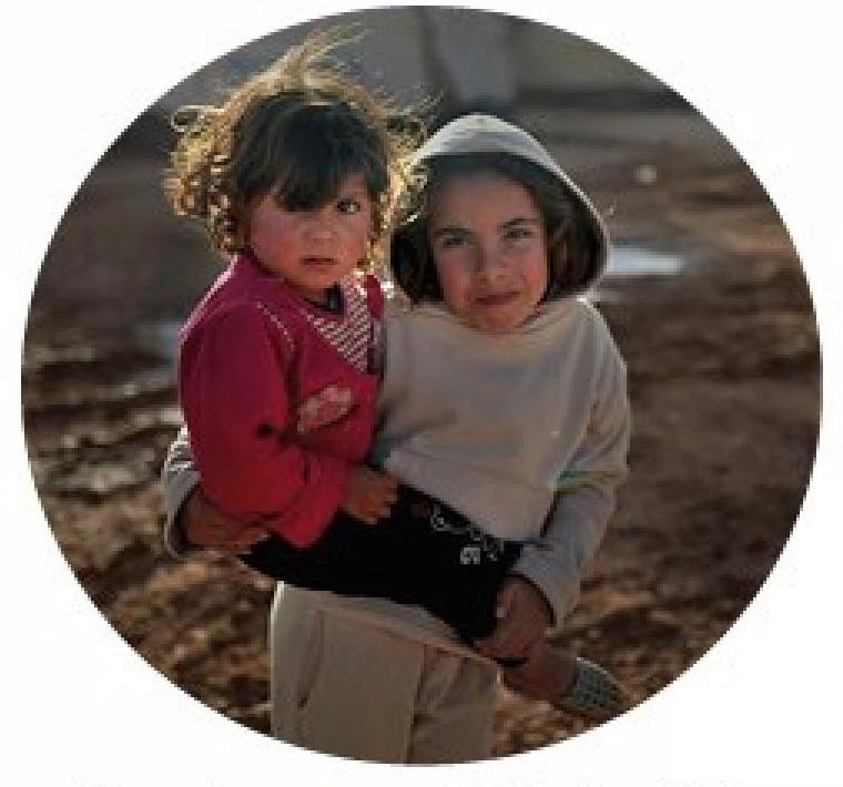 Du lait pour les enfants Syriens