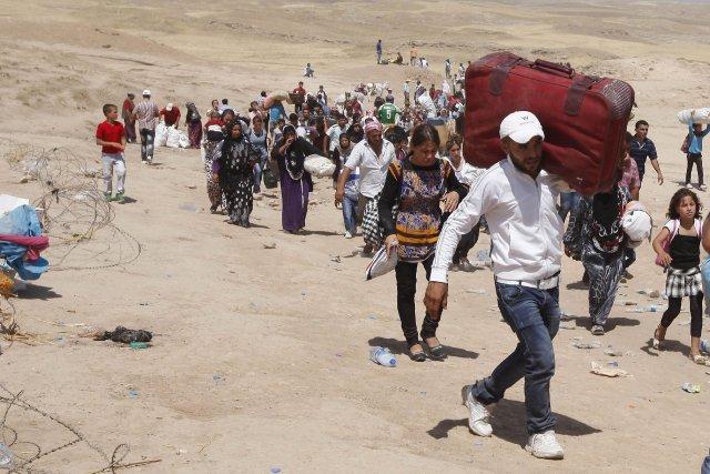 Rencontre entre le Parti socialiste et des associations pour les réfugiés