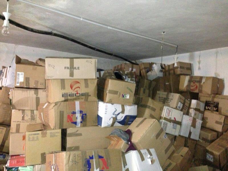 Livraison de container 7