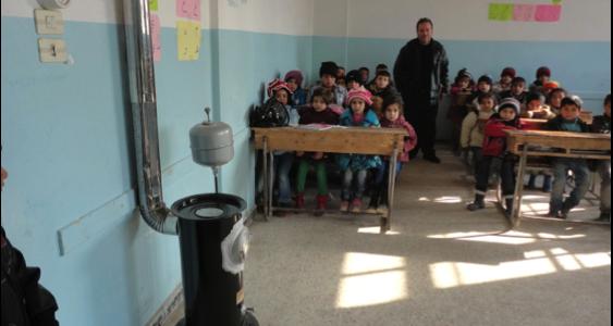 """Témoignage """"Ecole primaire, Tel Abiad"""" (Syrie)"""