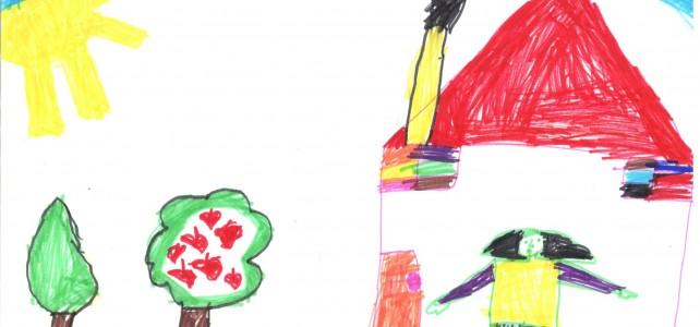 Art-thérapie pour les enfants réfugiés au Liban