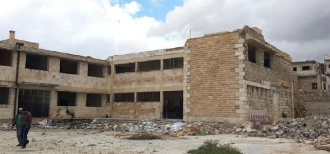 Taalim pour la scolarisation des enfants (Maaret al-No'man, Syrie)