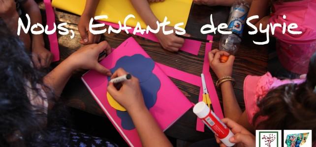 Exposition : «Nous, Enfants de Syrie»