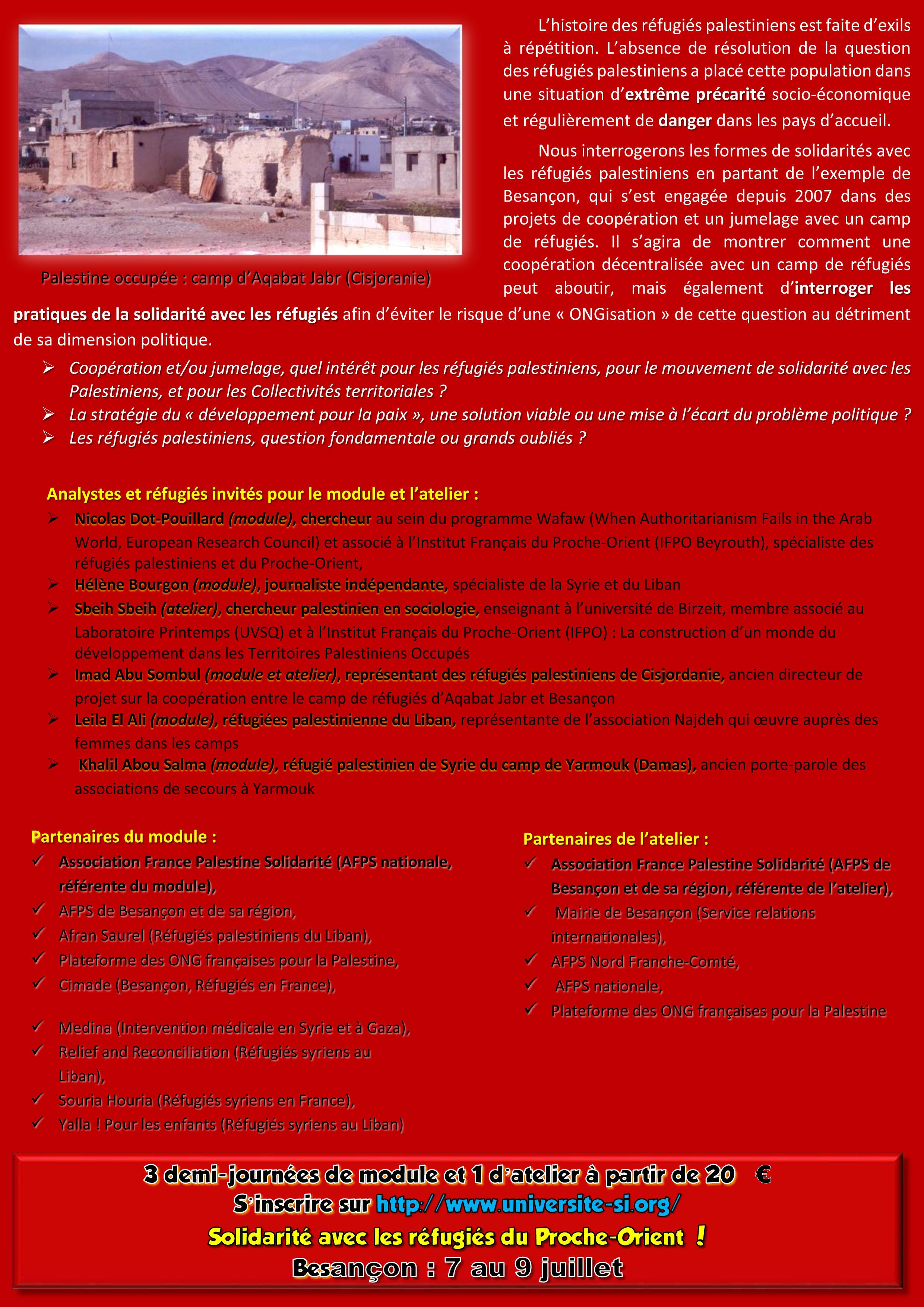 Annonce module atelier réfugiés-2