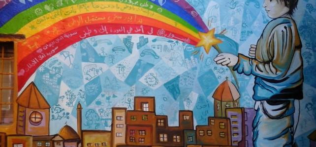 Soutien au centre « Arc en ciel » à Gaziantep en Turquie