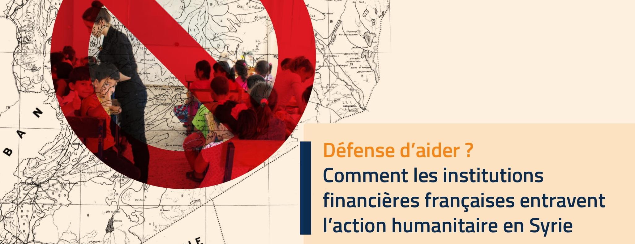 Lettre ouverte par 28 associations franco-syriennes