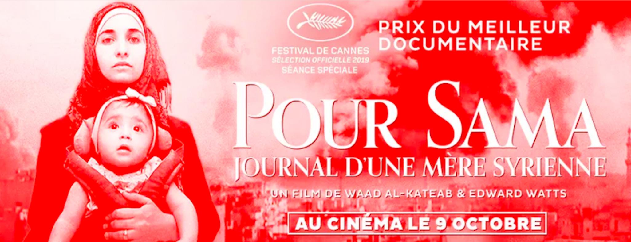 CODSSY: partenaire du film Pour Sama