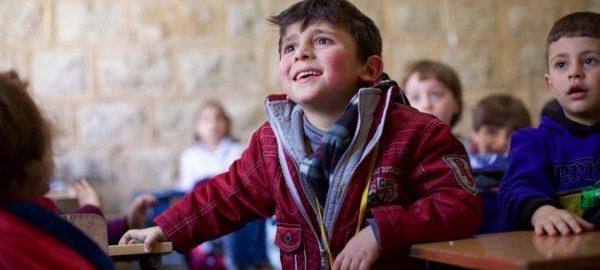 """Centre éducatif """"Yalla!"""" à Aley (Liban)"""